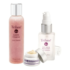 The Complete Trilane Skincare Collection